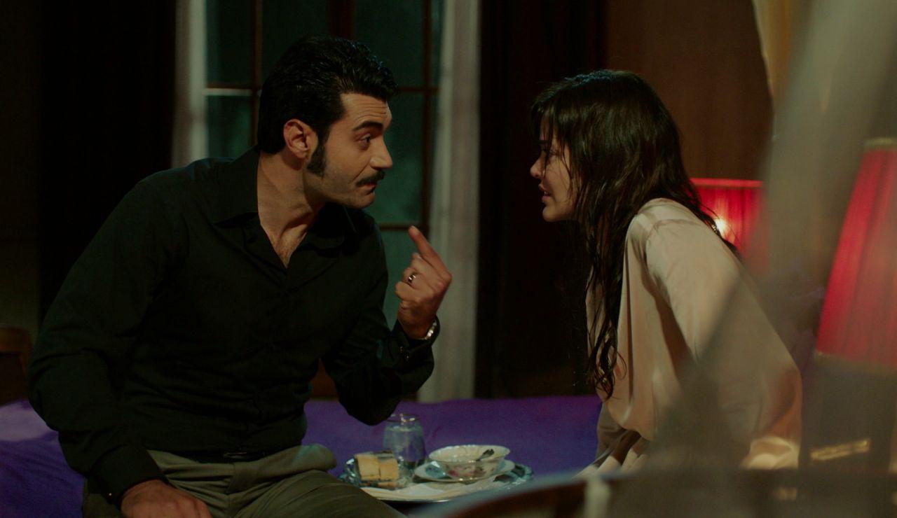 Las palabras de Züleyha retumban en Demir: ¿Acaso esto es amor?