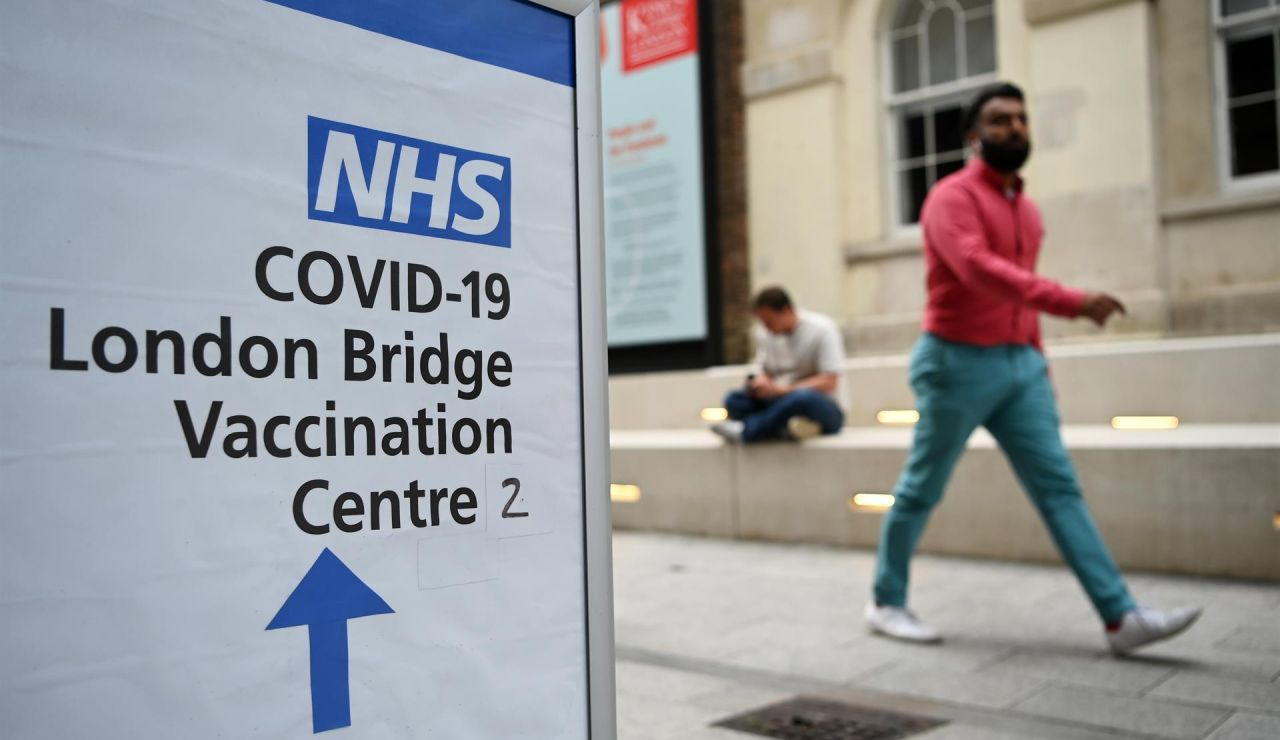 Aumentan los ingresos de jóvenes en los hospitales británicos