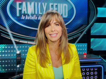 """Nuria Roca, presentadora de 'Family Feud', se moja sobre una de sus concursantes favoritas: """"Las va a acertar todas"""""""