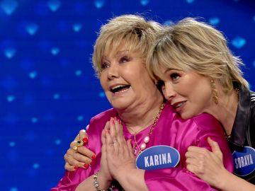 Karina, a todo o nada: la tierna respuesta con la que el equipo 'Eurovisión' se juega el pase a la Ronda Final