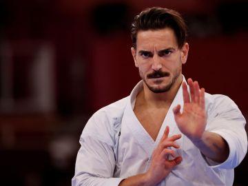 Damián Quintero disputará el oro con el japonés Kiyuna en la final de kata en kárate de los Juegos Olímpicos