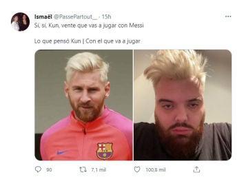 Los mejores memes tras la marcha de Messi del Barcelona