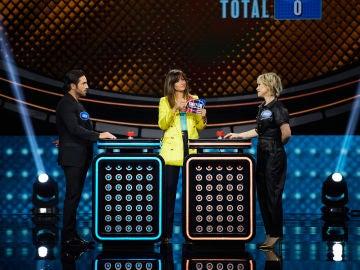 'Family Feud' pone a prueba a las grandes voces de España: el equipo 'OT' se enfrenta a 'Eurovision'