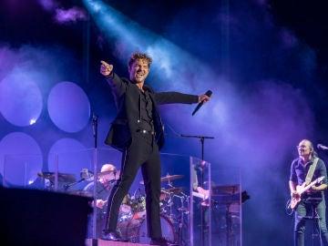 Bisbal, el huracán musical que enamora al público de Starlite Catalana Occidente con un concierto estratosférico