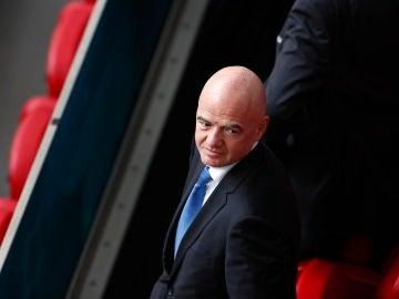 La FIFA pide a Boris Johnson, a la Premier y a la Liga que cedan a los jugadores para el parón de selecciones