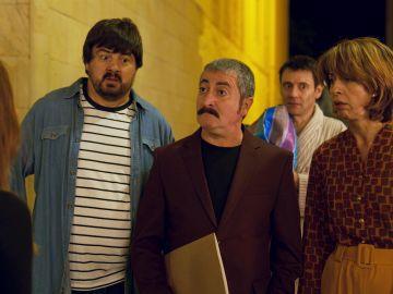 ¡Sorpresa! Korta, Patxi y Bego conocen a la verdadera María Miranda
