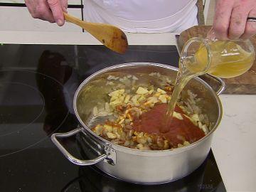 La salsa de sidra ideal que necesitan tus recetas de merluza