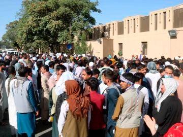 Evacuación Afganistán