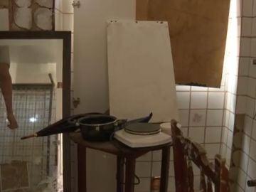 Pisos okupados de la Guardia Civil en Badajoz