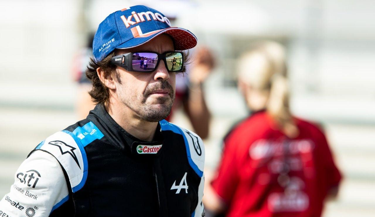 Este es el piloto de Fórmula 1 contra el que Fernando Alonso no querría competir