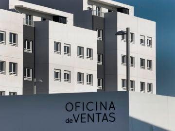 Edificios en venta en el barrio madrileño de El Cañaveral
