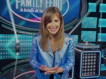 """Nuria Roca promete emoción en 'Family Feud': """"Esta noche hay batalla de verdad"""""""