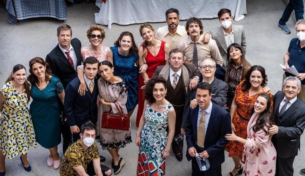 ¡Así dicen adiós! Los actores de la 9ª temporada de 'Amar es para siempre' llenan sus redes sociales de mensajes de despedida