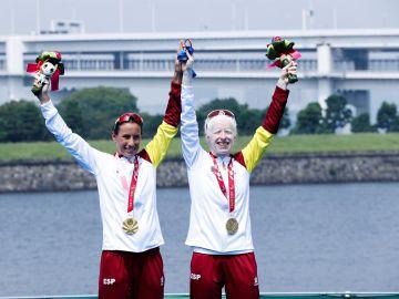 Susana Rodríguez, médica y portada de la revista Time, gana el oro en triatlón en los Juegos Paralímpicos de Tokio