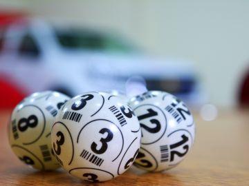 Pelotas de lotería