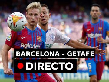 Resultado Barcelona - Getafe en vivo: La Liga Santander online, en directo (2-1)