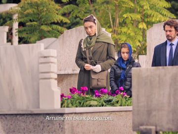 La familia Derenoglu recuerda a Hasibe en sus momentos más aterradores