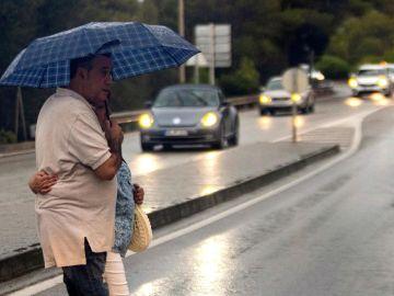 Lluvias y tormentas en las próximas horas en Valencia