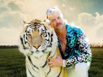 Joe Exotic en 'Tiger King'