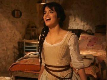 Camila Cabello en 'Cenicienta'