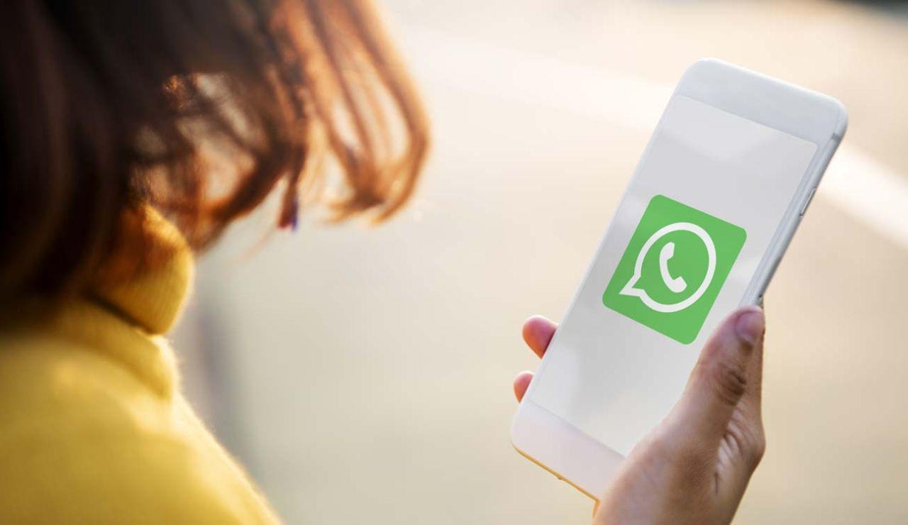 Uso de WhatsApp