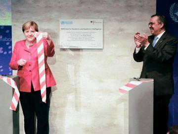La OMS inaugura un centro de inteligencia sobre pandemias en Berlín