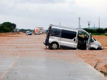 25 rescatados en Castellón