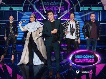 'Veo cómo cantas', el nuevo fenómeno internacional de la televisión, llega muy pronto a Antena 3