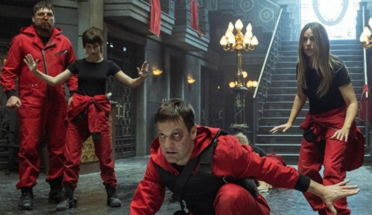 Imagen de la temporada 5 de 'La casa de papel'