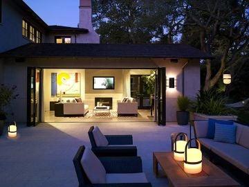 5 luces solares, antorchas y farolillos para iluminar tu jardín o terraza