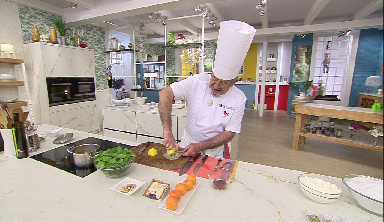 Aprende a hacer una estupenda vinagreta con Karlos Arguiñano