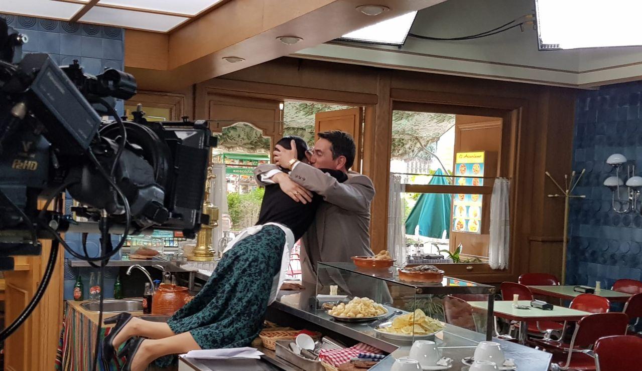 Emoción a flor de piel en el último día de rodaje de la novena temporada: ¡lo vivimos desde dentro!