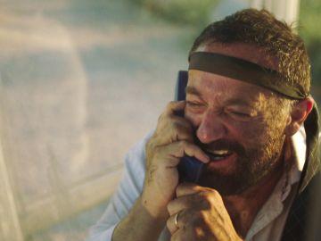 Mariano, una cabina en un descampado y la momia de Franco: ¡ha conseguido escapar!
