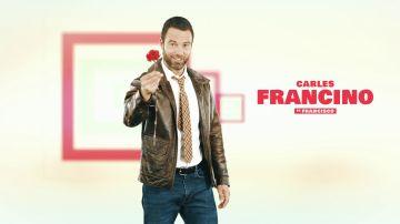 Carles Francino es Francisco García Mendieta