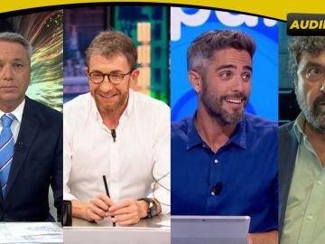 Antena 3, líder imbatible del prime time un día más