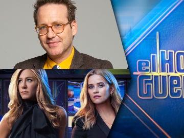 Humor con Joaquín Reyes y glamour con Jennifer Aniston y Reese Whiterspoon en 'El Hormiguero 3.0' este miércoles