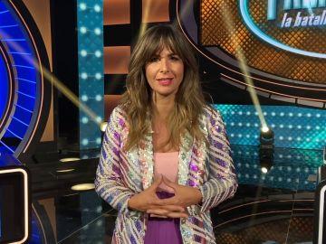 ¡Nuria Roca lo tiene claro!: Esta es su apuesta para la gran batalla de esta noche en 'Family Feud'