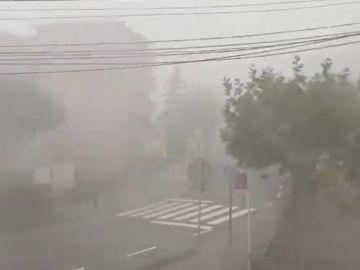 Fuertes lluvias Cataluña