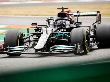Bottas saldrá desde la pole en el GP de Monza por delante de Hamilton y Verstappen, Sainz 7º y Alonso 13º