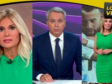 Antena 3 logra lo más visto del viernes con Antena 3 Noticias y Antena 3 Deportes