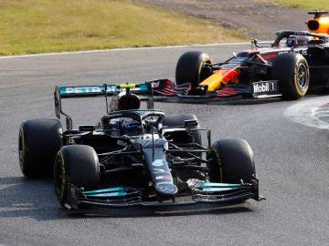 Bottas mantiene la pole en el sprint de Monza por delante de Verstappen, Hamilton saldrá 5º