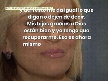 Ainhoa Arteta.