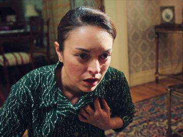 El verdadero motivo por el que Safiye tiene fobia a salir de casa…¡por culpa de Hasibe!
