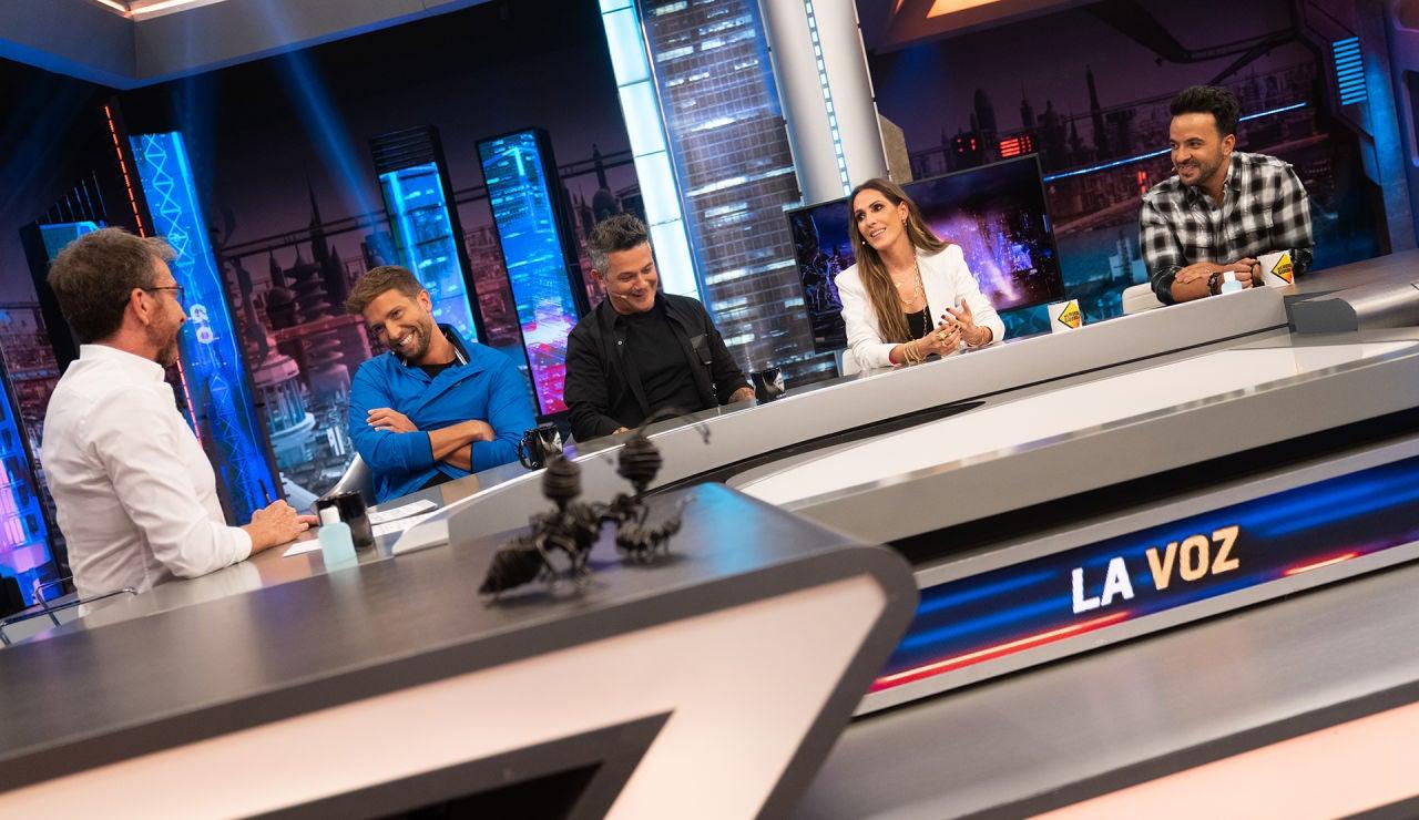 Manías, piques y diversión: los coaches confiesan cómo está siendo grabar 'La Voz 2021'