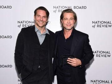 Bradley Cooper y Brad Pitt