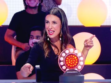 Xenia Tostado se crece 'pisando fuerte' en 'La Pista' gracias a Alejandro Sanz
