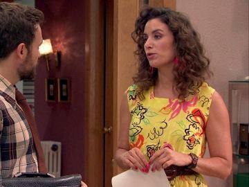 Sonia pone a prueba las capacidades de Medina como próximo 'doctor amor'