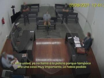 Declaración exclusiva en Espejo Público.