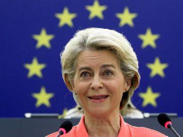 """Ursula von der Leyen: """"Lo hemos hecho bien contra la Covid, podemos estar orgullosos"""""""
