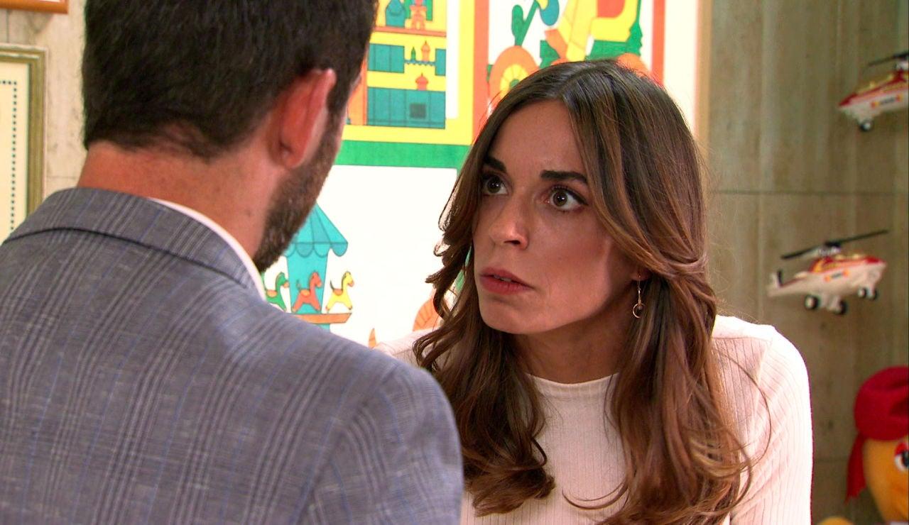 """Fran presiona a Coral tras saber su secreto: """"No quiero que hagas daño a mi primo"""""""